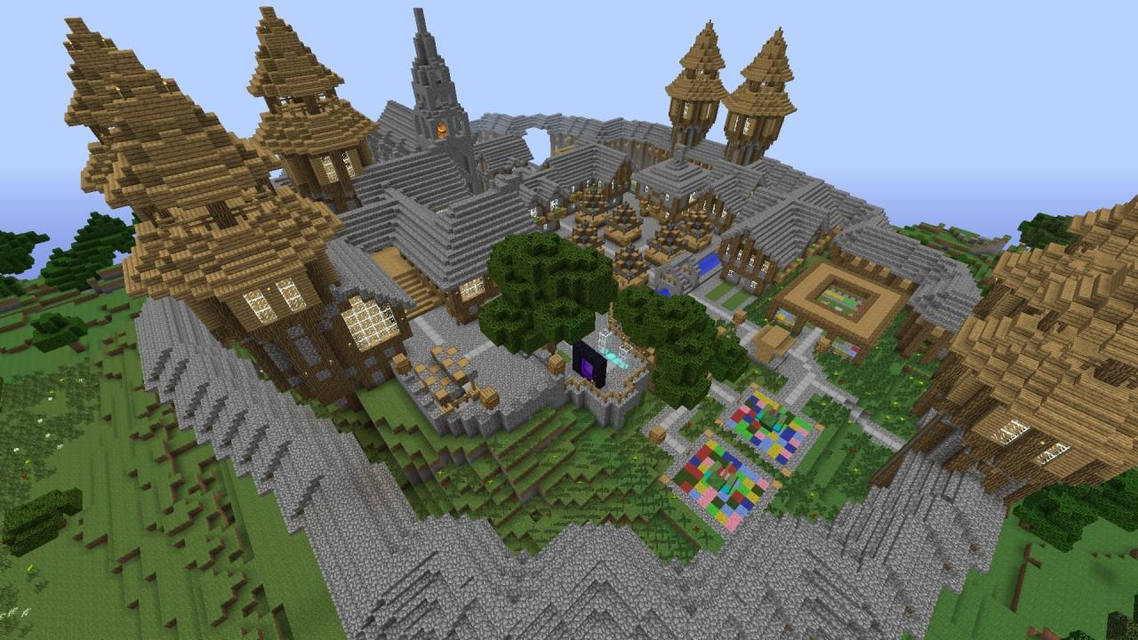 Bedrock Nation 1 7 2 1 7 10 Minecraft Server