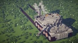 Tiger I Minecraft Map & Project