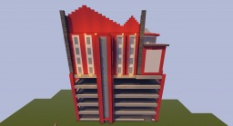 Saints Row 2 Penthouse Loft (North Island) Minecraft Map & Project