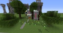 Insane Flabbergastic Modern Complex Minecraft Project