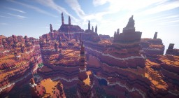 Very Large MV Faction Map Minecraft Map & Project