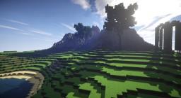 Isle de Mantarraya Minecraft Map & Project