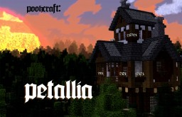 Villa Petallia by Poohcraft: SMOOTH DIAGONAL ROOF!! Minecraft Map & Project