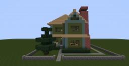 Suburban House 3 (Casa de Pasakana) Minecraft