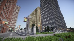 Split city! Minecraft