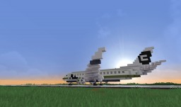 [Airplane] Boeing 737-800 (73H) Minecraft Map & Project
