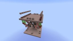 Silverfish Campfire Minecraft Project