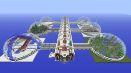 Serveur IllimityGames [Mini-jeux, attraction, chasse et bien plus] Minecraft Map & Project