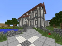 Plot Build #1 on Pwego-Insomnia Minecraft Map & Project