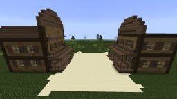 Western! Minecraft Map & Project