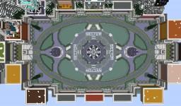 Server Hub 2 Minecraft Map & Project