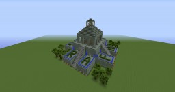 Rafael´s Temple for Minecraft 1.7 Minecraft