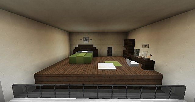 Modern Interior Design Minecraft Project