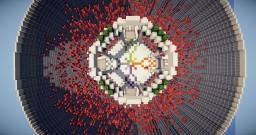 Deadly Descent Gametype Map - Rainbow Drop! Minecraft