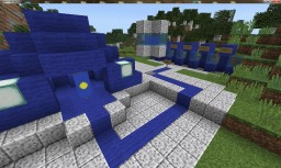 Capture the Flag 1.8 Minecraft Map & Project