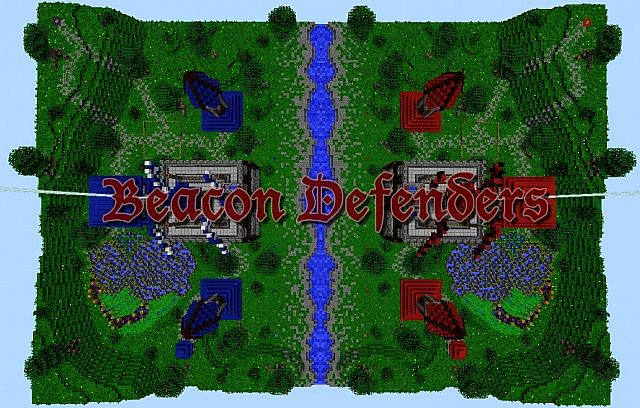 how to get beacons in minecraft