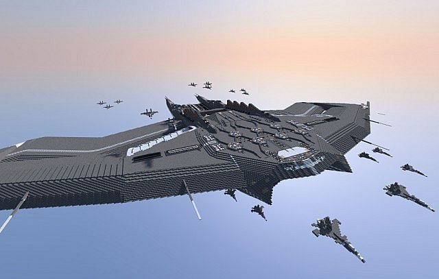 P 1112 Aigaion Heavy Command Cruiser Moby Dick Work In