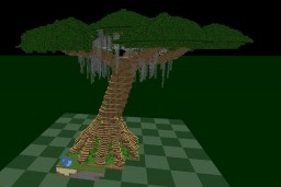 Home Tree Minecraft Project
