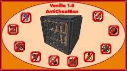 Redstone 1.8 | Vanilla AntiGriefBox (14w21b+) [English/German] Minecraft Map & Project