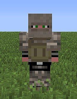 Day-z Bandit armor