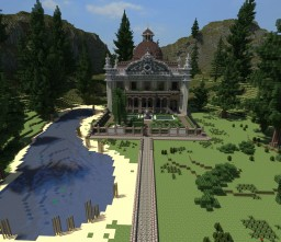 Villa Borelo Minecraft Map & Project