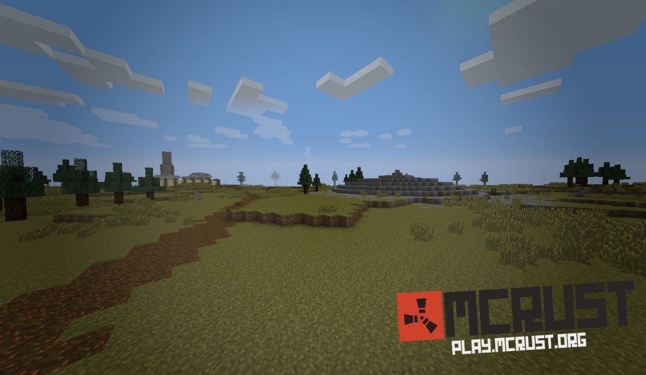 MCRust - Rust in Minecraft [Alpha] [Coming Soon] Minecraft