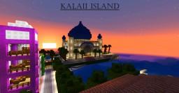 Kalaii Island Minecraft Map & Project