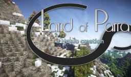 Land of Parra (8400 x 13300) server map Minecraft Project