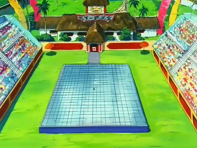 '' World Martial Arts Tournament Arena ''▐ 天下一武道会 ▐ Dragon Ball Minecraft Map