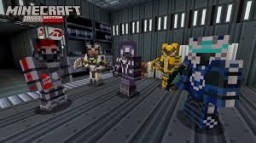 Omni Craft (mass effect inspired Texture pack) Minecraft Texture Pack