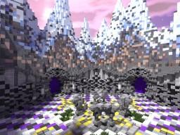 Nadleeh Hub (Commission) Minecraft Map & Project