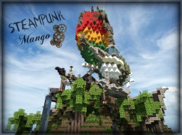 The Steampunk Mango Minecraft Map & Project