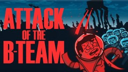 Apocalyptic Gaming Attack Of The B-Team - Survival/Towny/Factions/PVP/PVE/Economy/Shops/Plots/& More. Minecraft Server