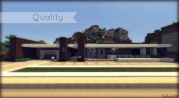 'Quality' Minecraft Map & Project