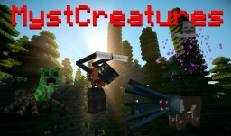 [v.1.0.2] Mystical Creatures - powerful mob fusions (Forge) Minecraft