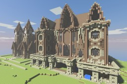 Gawayne Isle Minecraft Map & Project