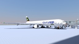 Boeing 777-300ER (oneworld livery collection) Minecraft Map & Project