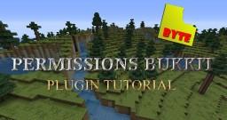 Permissionsbukkit config and use Minecraft Blog