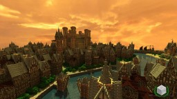 TheReawakens - Prospero Canal City Minecraft Project