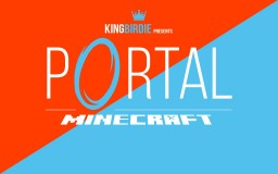 Portal - In Minecraft [Puzzle] [Parkour] [No mods needed] [4600+ downloads] Minecraft Project