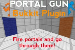 [Plugin] PortalGun Minecraft