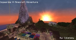 Isgaardia: A Minecraft Adventure Minecraft Map & Project
