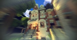 Victorian townhouse on WOK Minecraft Map & Project