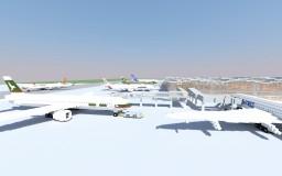 Minecraft Okemo International Airport Terminal 1 Minecraft Map & Project