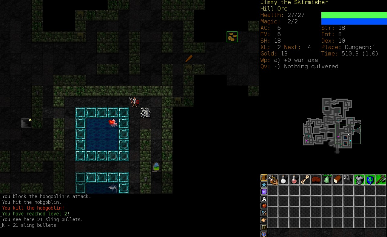 dungeon crawl stone soup assassin guide