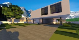Riverside Home Minecraft Map & Project