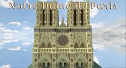 Notre Dame De Paris [100 Sub special (+4)] [WoK] [Download] Minecraft Map & Project