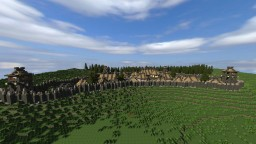 Kesalla Settlement Minecraft Map & Project