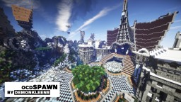 OCD Server Mobarena Minecraft Project