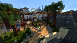 TheDreamSanctuary's Spawn Island Minecraft Map & Project